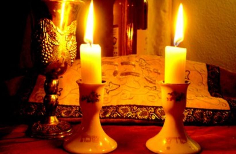 Shabbat (photo credit: Wikimedia Commons)