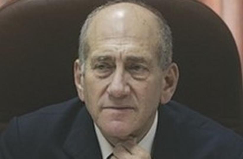 Olmert worried 248.88 (photo credit: AP)