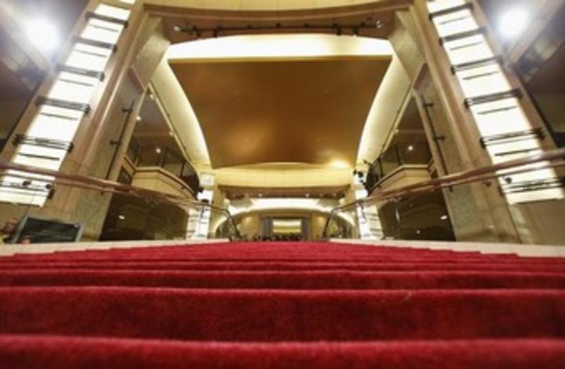 Oscars, Israeli style (photo credit: REUTERS)