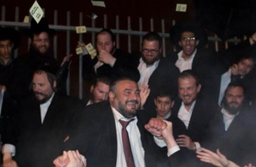 Moshe Abutbol wins election again (photo credit: MARC ISRAEL SELLEM)