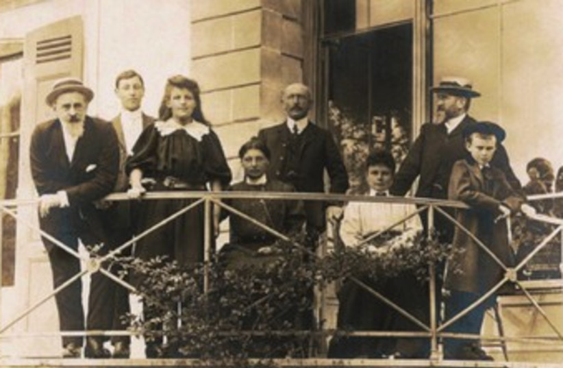 A new exhibition following the story of the Dreyfus family has opened in Tel Aviv (photo credit: Courtesy)
