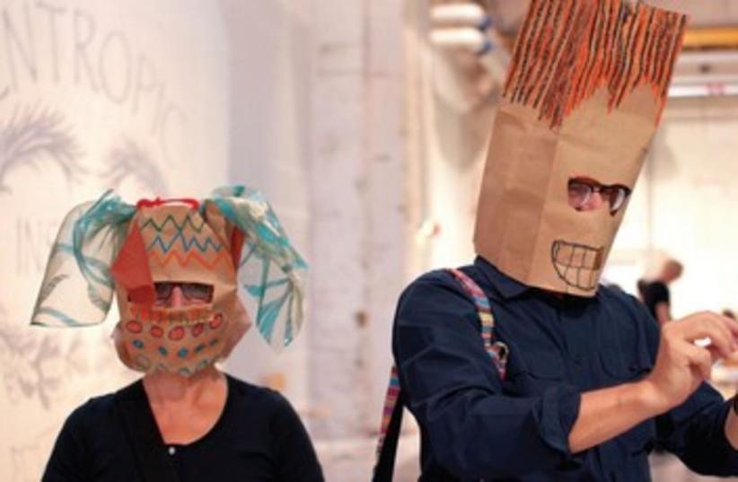 Choreography by Kattrin Deufert and Thomas Plischke (photo credit: DEUFERT & PLISCHKE)
