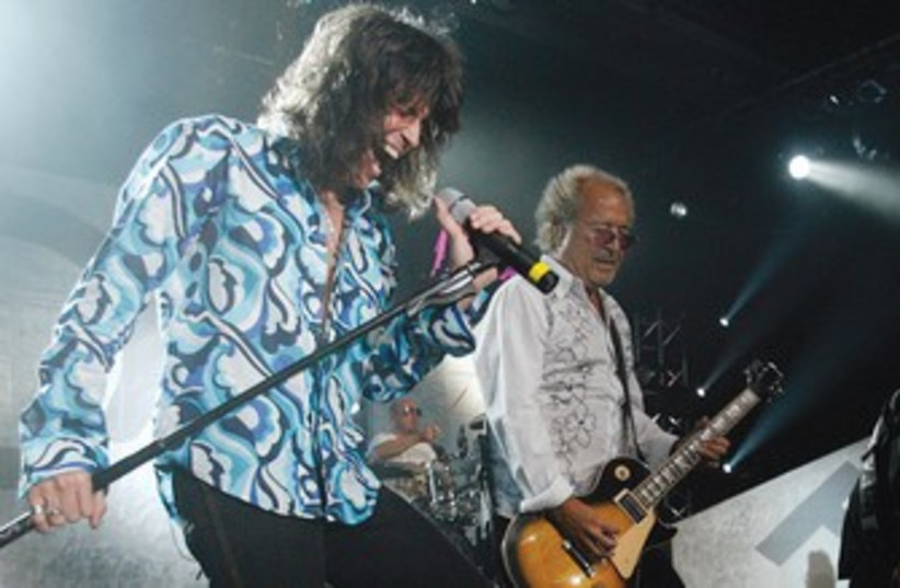 Members of Foreigner  (photo credit: REUTERS)