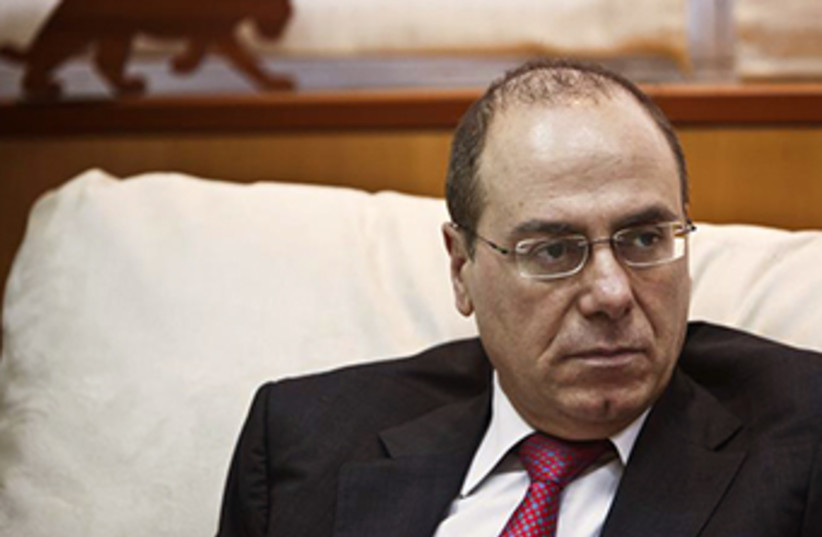 Silvan Shalom (photo credit: REUTERS)
