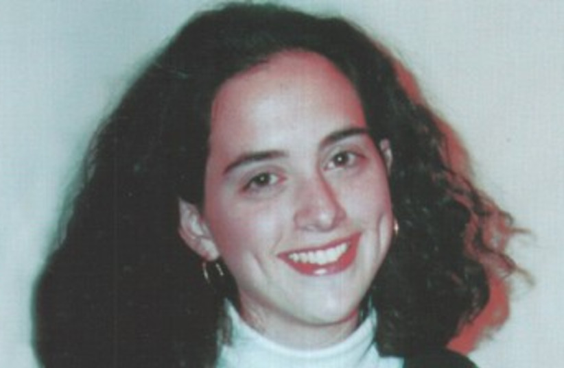 Alisa Flatow, who was murdered by the Palestinian terrorist group Islamic Jihad in 1995 (photo credit: Courtesy)