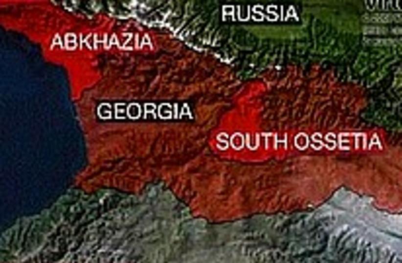 ossetia map 224 88 (photo credit: Sky News)