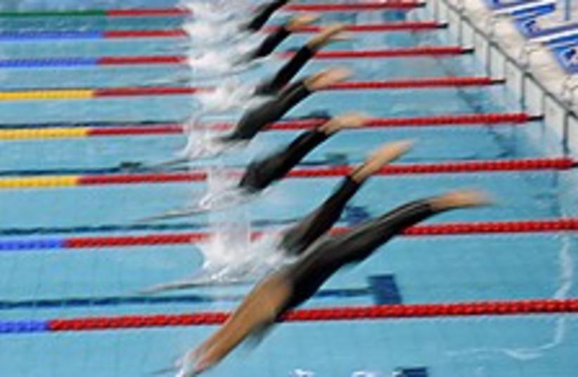 swimming 224 88 (photo credit: AP)