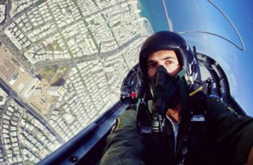 IAF selfie (photo credit: Courtesy)