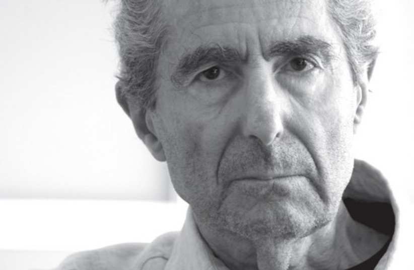 Philip Roth in New York, 2010 (photo credit: Courtesy)