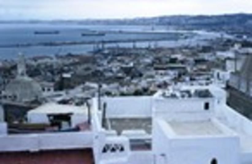 Vue de la ville d'Alger (photo credit: Wikimedia Commons)