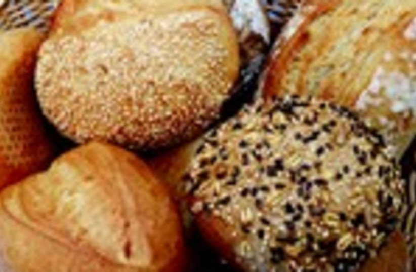 Varietes de pains traditionnels (photo credit: DR)