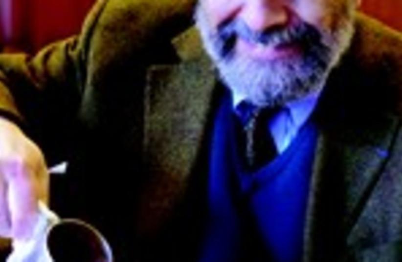 Michel Gurfinkiel (photo credit: DR)