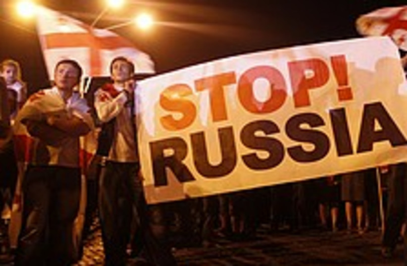 georgia stop russia 224 (photo credit: AP)