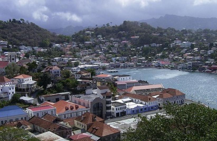 Grenada (photo credit: Wikimedia Commons)