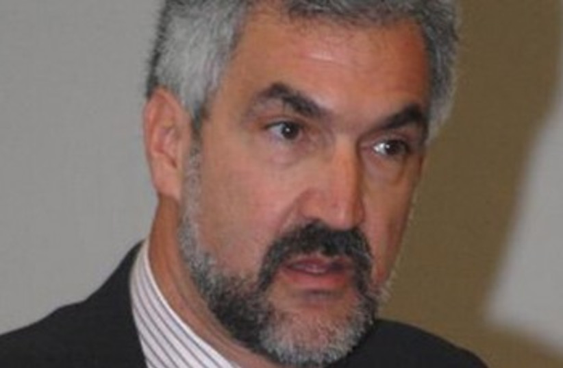 Daniel Pipes (photo credit: Wikimedia Commons)
