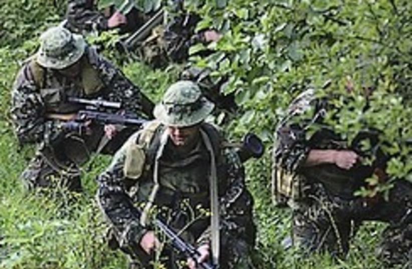 russian troops georgia 248.88 (photo credit: )