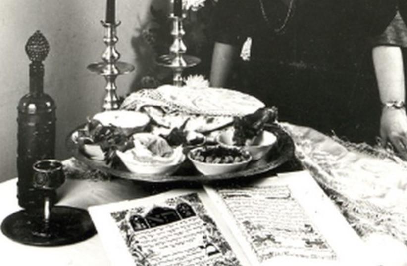Seder  (photo credit: Courtesy)