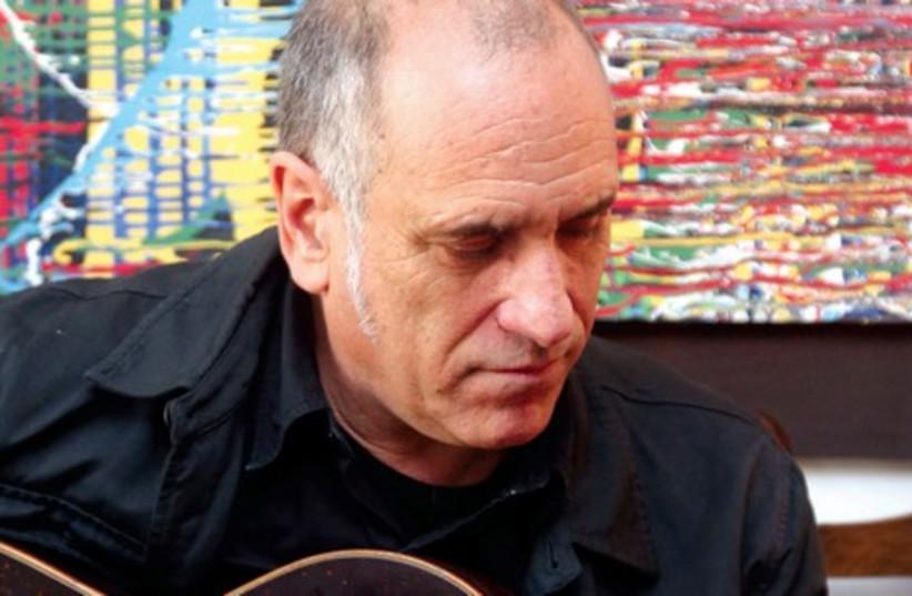 David Broza (photo credit: MARC ISRAEL SELLEM)