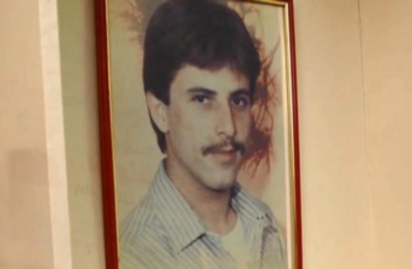 Walid Daka, one of four men convicted of killing Moshe Tamam. (photo credit: HADAS PARUSH)