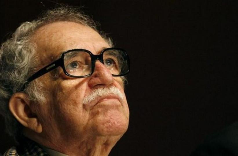 Gabriel Garcia Marquez. (photo credit: REUTERS)