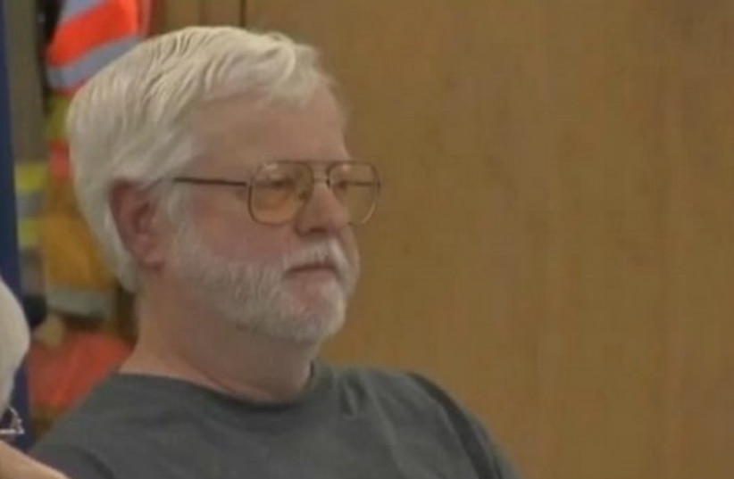 Dan Clevenger, former mayor of Marionville, Missouri (photo credit: YOUTUBE SCREENSHOT)