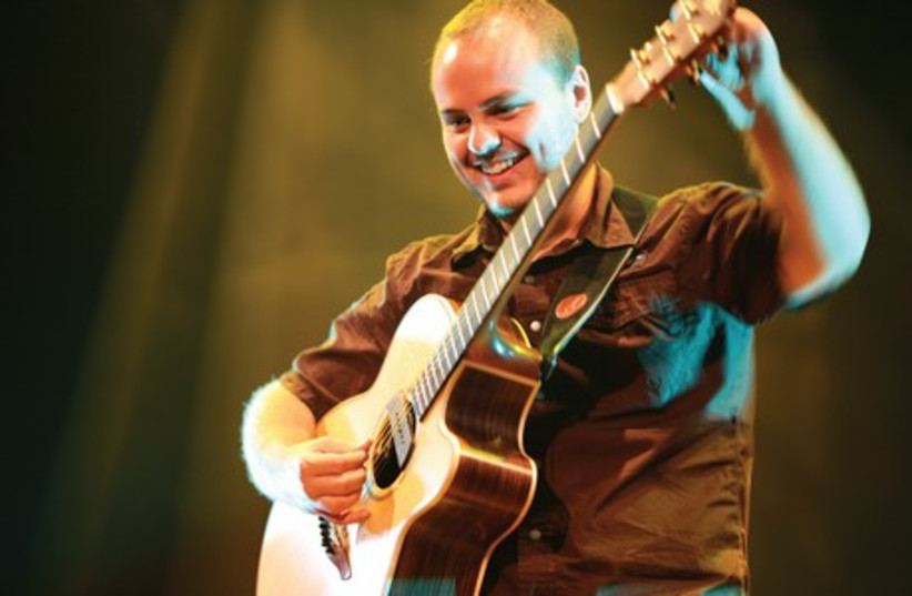 Andy McKee (photo credit: Courtesy)