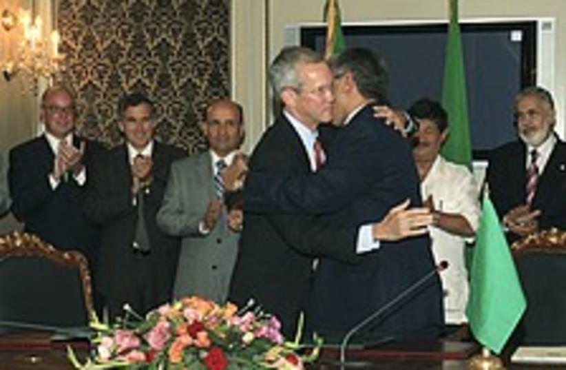 us libya deal 224.88 (photo credit: AP)
