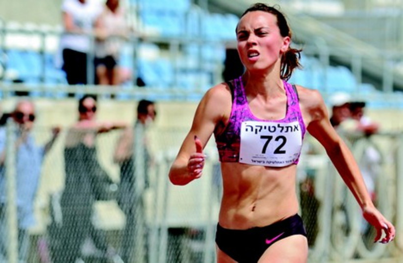 Olga Lenskiy Israel (photo credit: TIBOR JAGER)