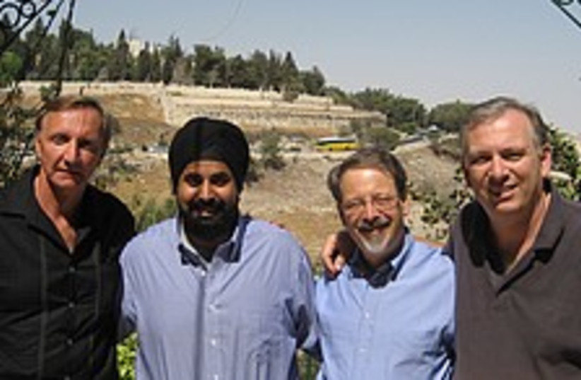 interfaith delegation 224.88 (photo credit: Project Interchange)