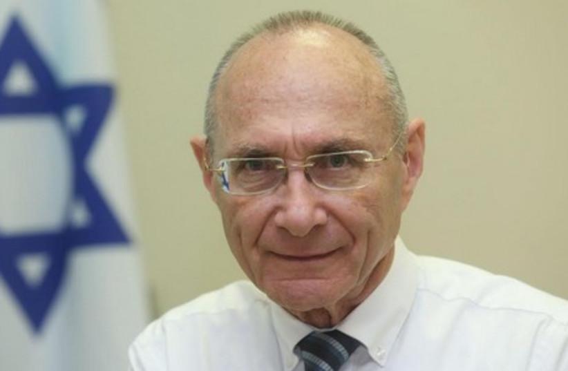 Uzi Landau (photo credit: MARC ISRAEL SELLEM)