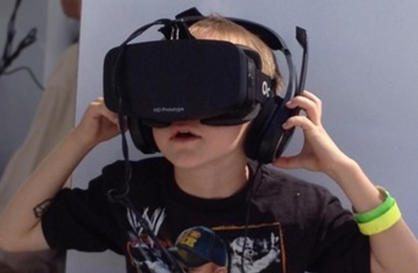 Oculus Rift (photo credit: Wikimedia Commons)