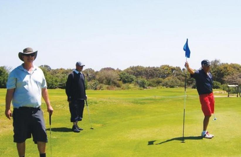 Ga'ash Golf (photo credit: GA'ASH GOLF)