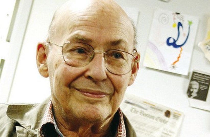 Marvin Minsky (photo credit: Wikimedia Commons)