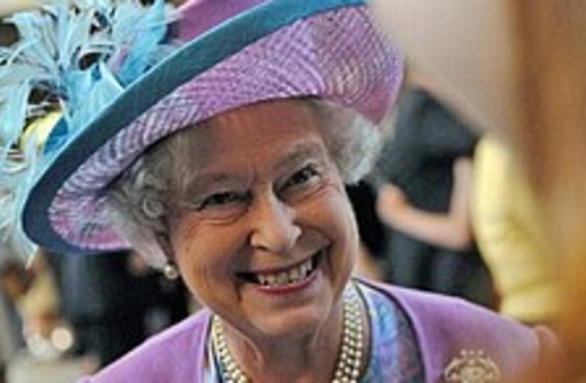 queen 224.88 (photo credit: AP)