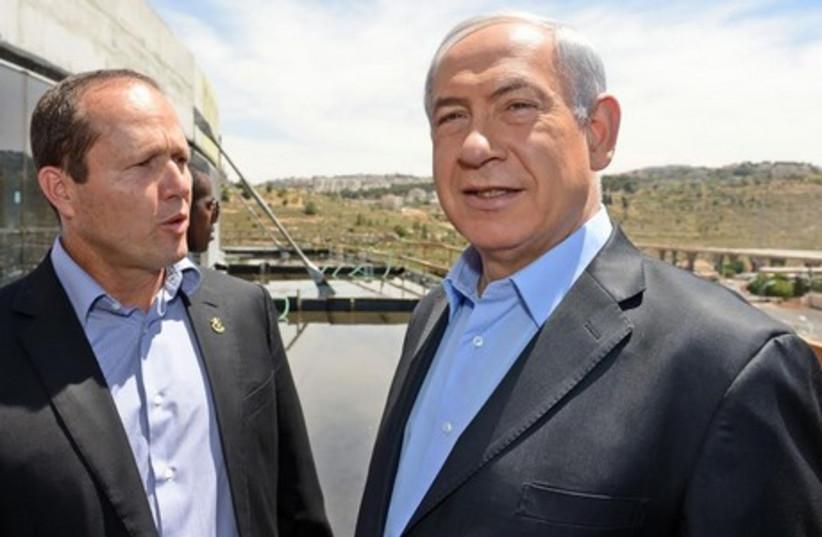 Prime Minister Binyamin Netanyahu  (photo credit: GPO)