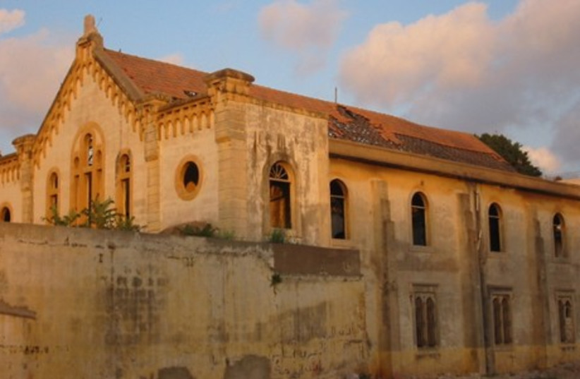 Beirut's Magen Avraham Synagogue (photo credit: Wikimedia Commons)