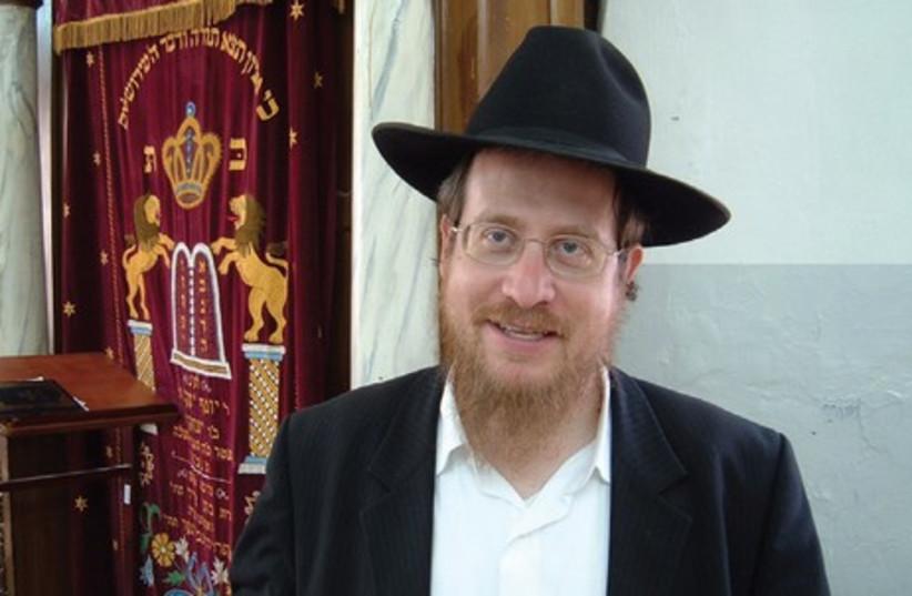 Rabbi Nissan Kaplan. (photo credit: Courtesy)