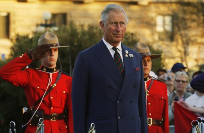Prince Charles  (photo credit: REUTERS)