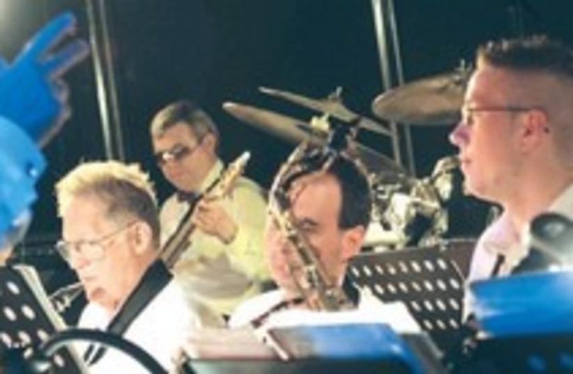 Jazz band (photo credit: )