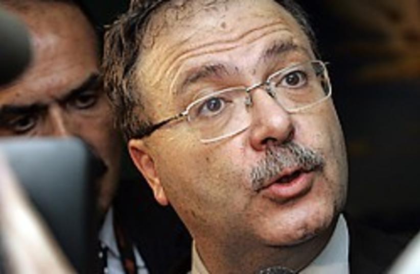Tarek Mitri 224.88 (photo credit: AP)