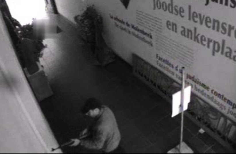 Belgian shooter (photo credit: YOUTUBE SCREENSHOT)