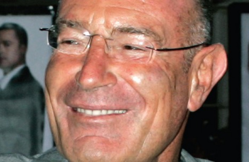 Arnon Milchan became a secret agent for Lekem (photo credit: REUTERS)