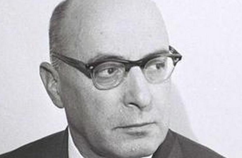 Pinchas Sapir (photo credit: Wikimedia Commons)
