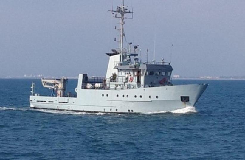 Marine Research Vessel (photo credit: Courtesy)