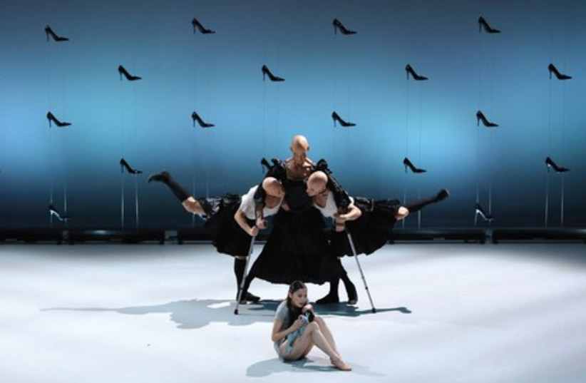 Cinderella' ballet by Thierry Malandain and his troupe at the Israel Festival (photo credit: JERUSALEM POST)