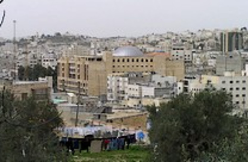 Hebron 224.88 (photo credit: Tovah Lazaroff)