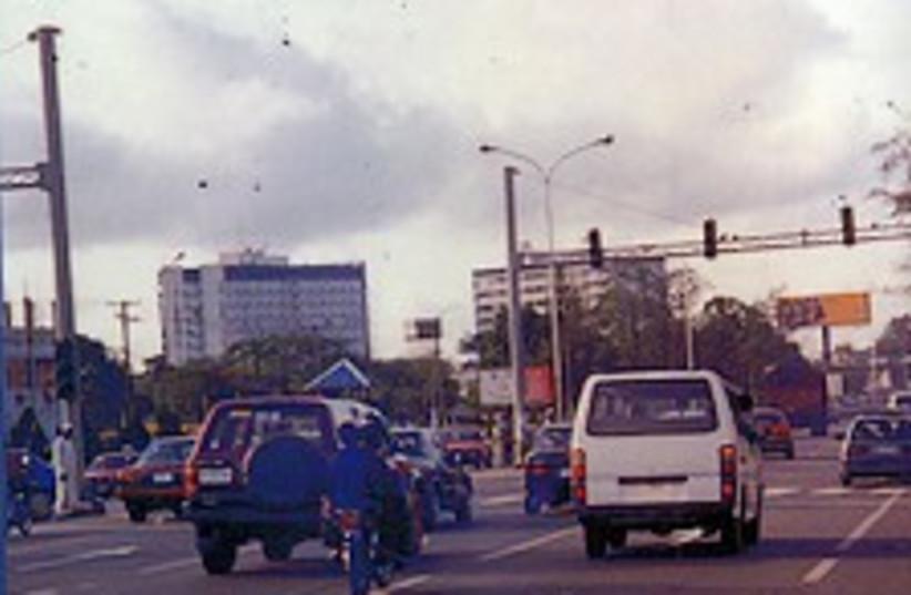 Port Harcourt 224.88 (photo credit: Courtesy)