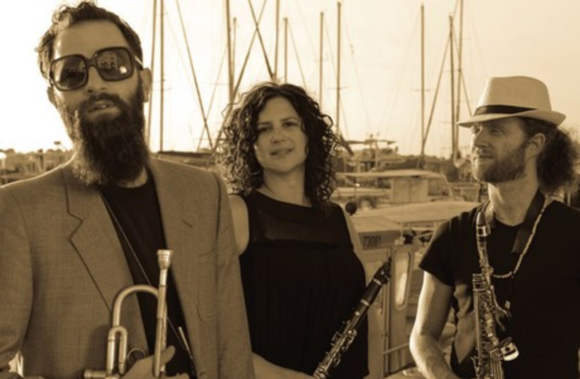 Three cool cats make up the Cohen jazz trifecta (photo credit: JERUSALEM POST)