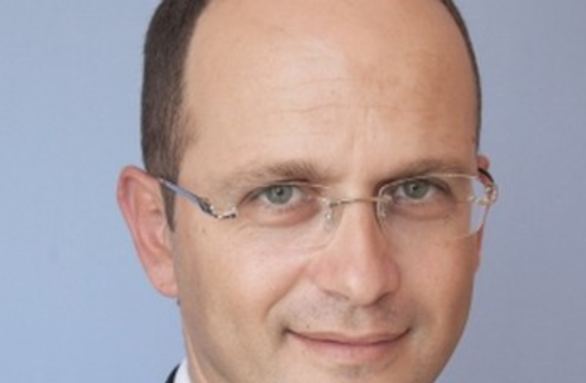 Albanian Foreign Minister Ditmir Bushati  (photo credit: Courtesy)