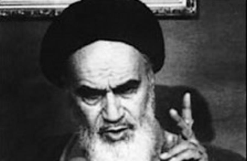 Khomeini 224.88 (photo credit: AP)